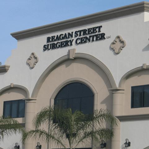 Reagan Street Surgery CenterPAGE